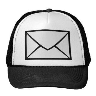 E Mail Symbol Trucker Hat