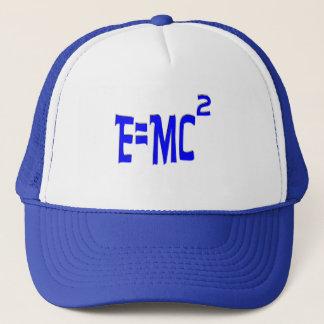 E=MC2 (blue) Trucker Hat