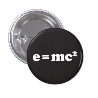 e = mc2 pin