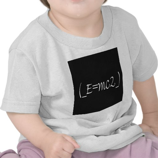 (_E=mc2_) copy Tee Shirt