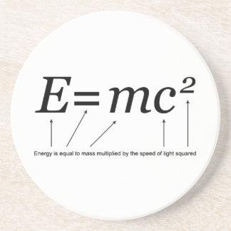 E=MC2 Einstein's Theory of Relativity Coaster