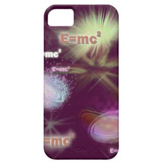 E=mc2 iPhone 5 Funda