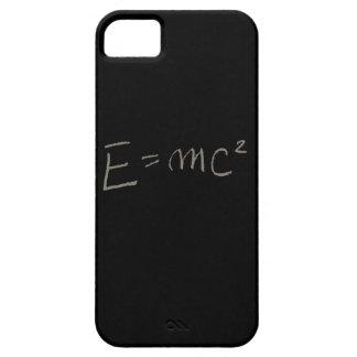 E=MC2 iPhone SE/5/5s CASE