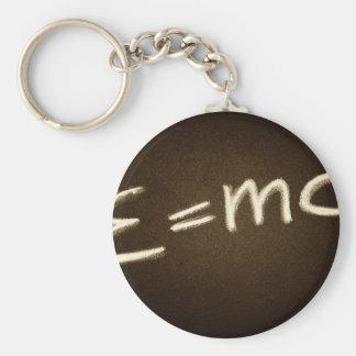 e=mc2... keychain