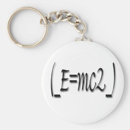 (_E=mc2_) Keychains