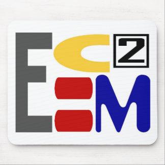 E MC2 MOUSEPADS