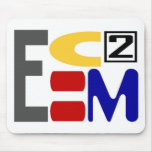 E=MC2 MOUSEPADS