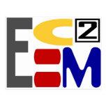 E=MC2 POSTALES