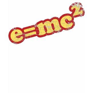 e=mc2 T-Shirt shirt