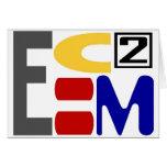 E=MC2 TARJETA