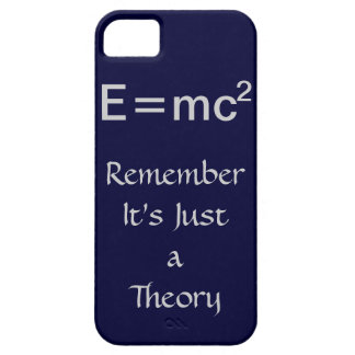 E=mc2 theory iPhone case