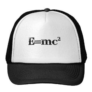 E=mc2 Trucker Hat