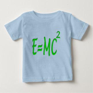 E = MC 2 (green) Baby T-Shirt