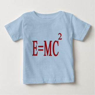 E=MC 2 (red) Baby T-Shirt