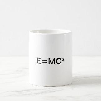 E=MC² Mug