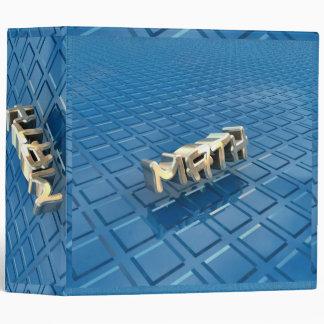 E=MC Square Binder