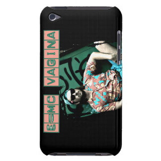 e=mcvagina Case-Mate iPod touch case