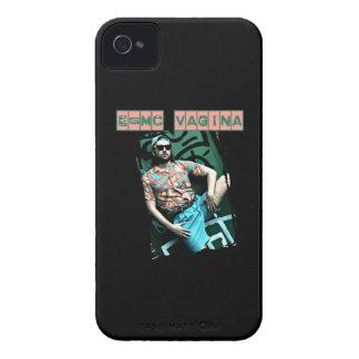 e=mcvagina Case-Mate iPhone 4 case