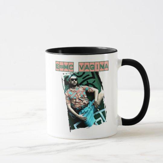 e=mcvagina mug