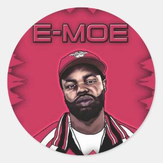 E-Moe Sticker