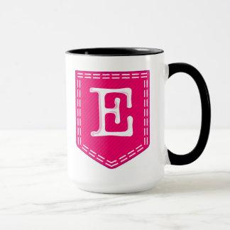 """E"" Mug. Mug"