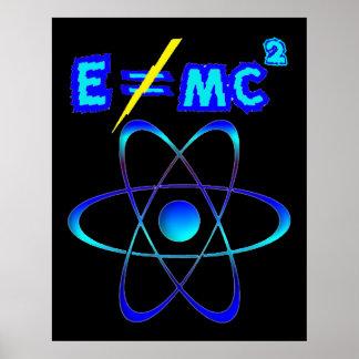 ¡E no hace mc2 - Einstein era incorrecto Poster