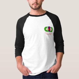 E.O.D. 3/4 Sleeve T-Shirt - Customized