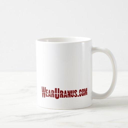 E.P.A. of Uranus Classic White Coffee Mug