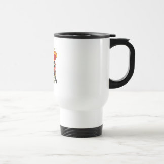 E Pluribus Soul Power 15 Oz Stainless Steel Travel Mug