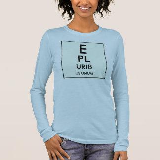 E-PLURIBUS-UNUM LONG SLEEVE T-Shirt