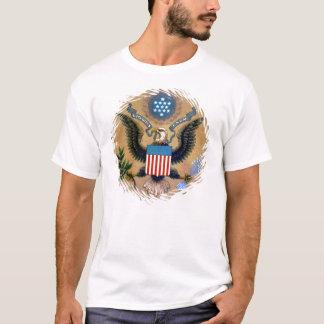 E Pluribus Unum Patriotic United States of America T-Shirt