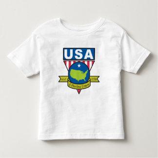 E Pluribus Unum Toddler T-shirt