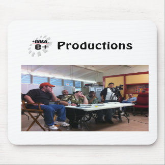 E+ Productions Audition Mousepad