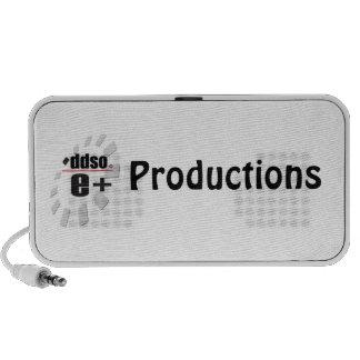 E+ Productions Speaker