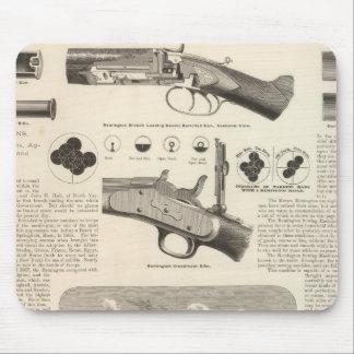 E Remington and Sons Mouse Pad