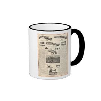 E Remington e hijos Tazas De Café