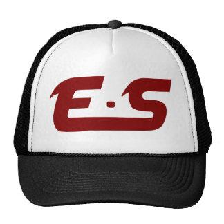E.S Original Muddy Maroon Trucker Hat