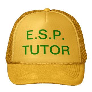 E.S.P. PROFESOR PARTICULAR GORRAS