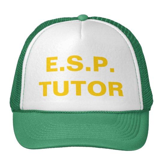 E.S.P. Tutor Trucker Hat