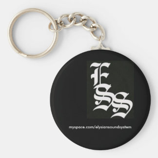 E.S.S Keychain
