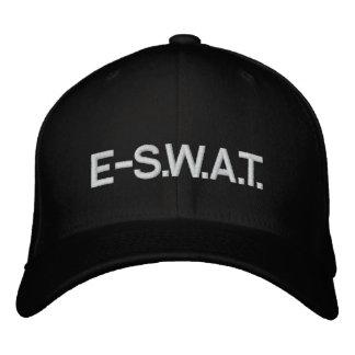 E-S.W.A.T. EMBROIDERED BASEBALL CAP