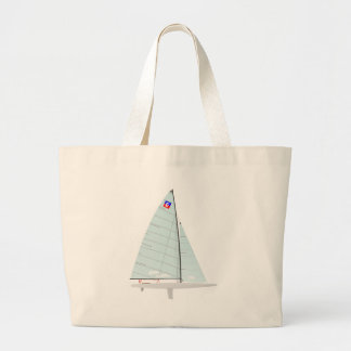 E-scow   Racing Sailboat onedesign  Class Tote Bags