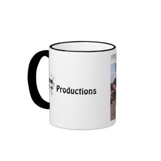 E+ Taza de la imagen de las producciones