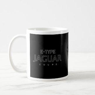 E-Tipo taza de la punta del cupé