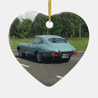 E-Type Jag Coupe Ornaments