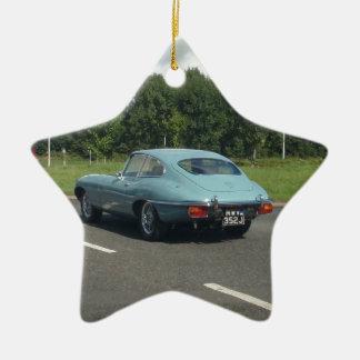 E-Type Jag Coupe Ornament