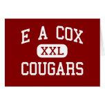 E un $cox - pumas - centro - Columbia Tennessee Felicitaciones