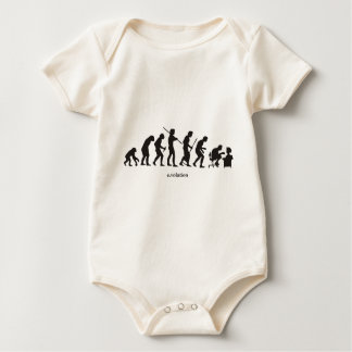 e.volution baby bodysuit