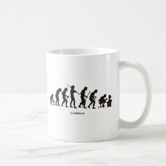 e.volution coffee mug
