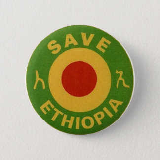 E.W.F. INC. - SAVE ETHIOPIA - BUTTONS